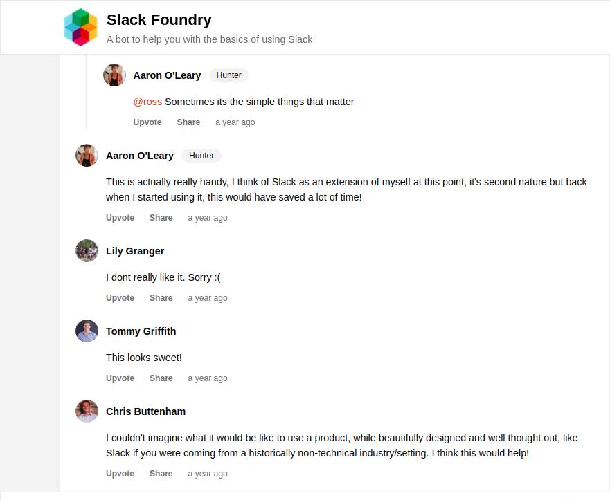 Slacks Foundry