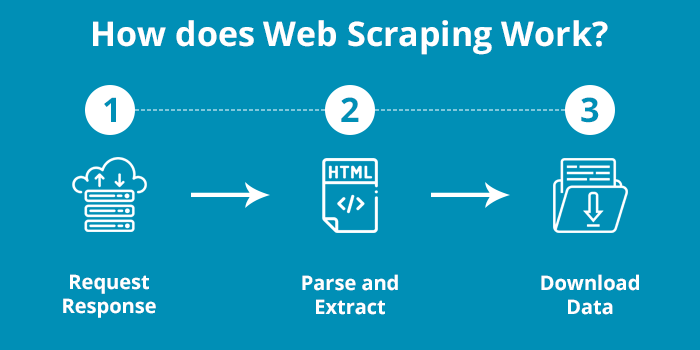 Web Scraping Process