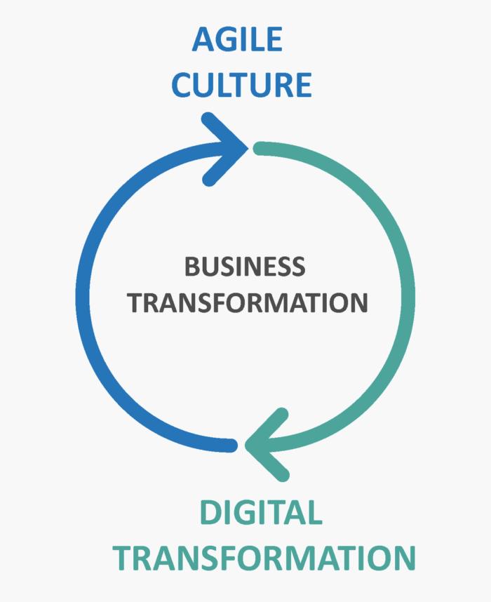 Agile in Digital Transformation