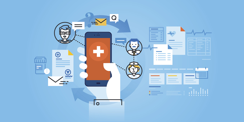 Apps in the Healthcare Industry